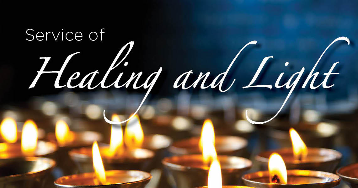Service of Healing and Light – Vestavia Hills United